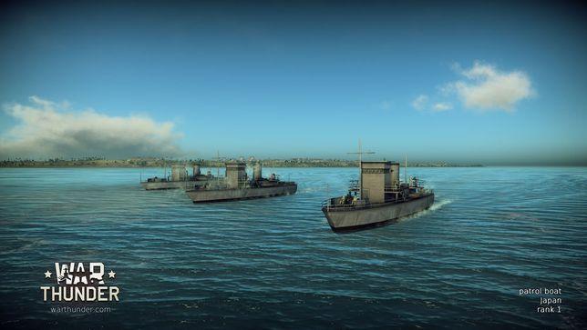 официальный сайт war thunder корабли