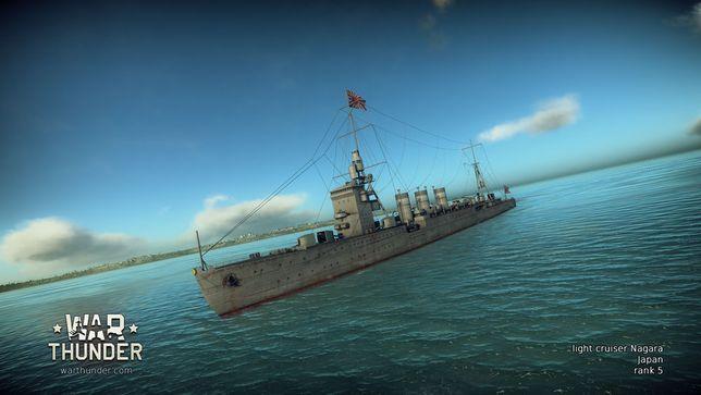 вар тандер японский флот