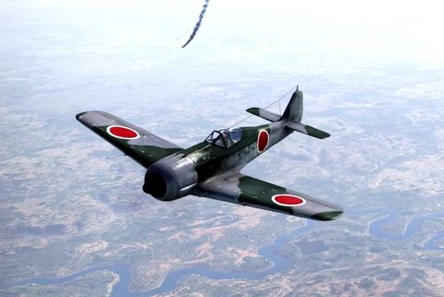 war thunder премиумные японские самолеты